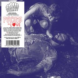 Psychos in Love Soundtrack (Carmine Capobianco) - CD cover