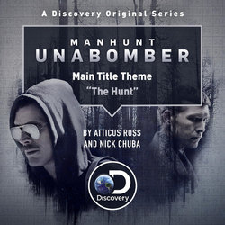 Manhunt: Unabomber Soundtrack (Atticus Ross, Gregory Tripi) - Carátula