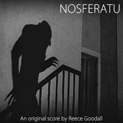 Nosferatu Soundtrack (Reece Goodall) - CD cover