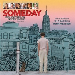 Someday This Pain Will Be Useful to You Soundtrack (Various Artists, Andrea Guerra) - CD cover