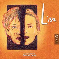 Lisa Soundtrack (Gabriel Yared) - CD cover