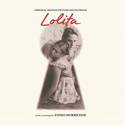 Lolita Soundtrack (Ennio Morricone) - CD cover