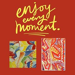 Enjoy every moment Soundtrack (Petter Samuelsen) - Carátula