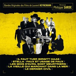 Bandes Originales des Films de Laurent Heynemann Soundtrack (Philippe Sarde) - CD cover