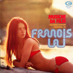 Francis Lai - Musiche da Film Soundtrack (Francis Lai) - CD cover