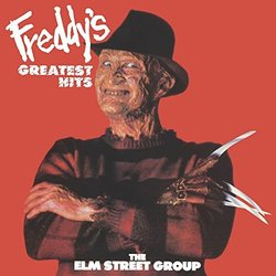 Freddy's Greatest Hits Bande Originale (Various Artists, The Elm Street Group) - Pochettes de CD
