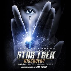 Star Trek: Discovery - Chapter 1 Soundtrack (Jeff Russo) - Carátula