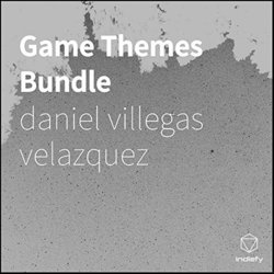 Game Themes Bundle Soundtrack (Daniel Villegas Velazquez) - CD cover