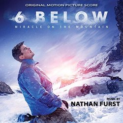 6 Below: Miracle on the Mountain Soundtrack (Nathan Furst) - CD cover