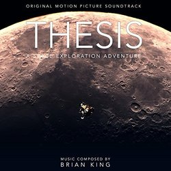 Thesis Soundtrack (Brian J King) - Carátula