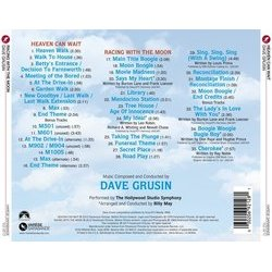 Heaven Can Wait / Racing With The Moon 声带 (Dave Grusin) - CD后盖