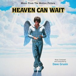 Heaven Can Wait / Racing With The Moon 声带 (Dave Grusin) - CD封面