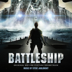 Battleship Soundtrack (Steve Jablonsky) - CD cover
