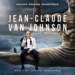 Jean-Claude Van Johnson: Season 1 Soundtrack (Joseph Trapanese) - Carátula