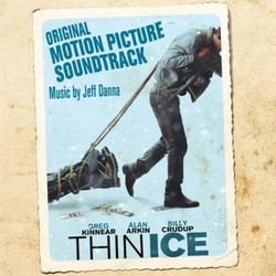 Thin Ice Soundtrack (Jeff Danna) - CD cover