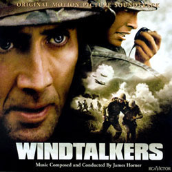 Windtalkers Soundtrack (James Horner) - Carátula