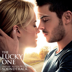 The Lucky One Soundtrack (Various Artists) - CD cover