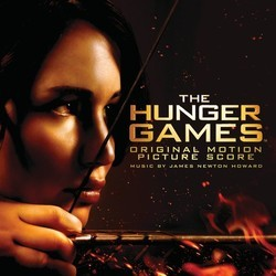The Hunger Games Soundtrack (James Newton Howard) - CD cover