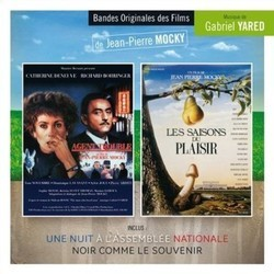 Bandes originales des films de Jean-Pierre Mocky Soundtrack (Gabriel Yared) - CD cover