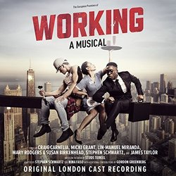 Working: A Musical Soundtrack (Stephen Schwartz, Stephen Schwartz) - CD cover