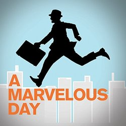 A Marvelous Day Soundtrack (Bertrand Allagnat, Brice Davoli) - Carátula
