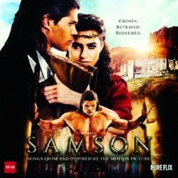 Samson Soundtrack (Various Artists) - Carátula