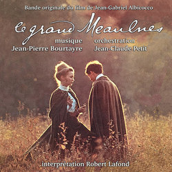 Le Grand Meaulnes Soundtrack (Jean-Pierre Bourtayre) - CD cover