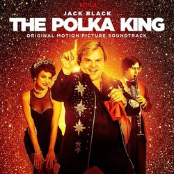 The Polka King Soundtrack (Various Artists, Jack Black, Theodore Shapiro) - CD cover