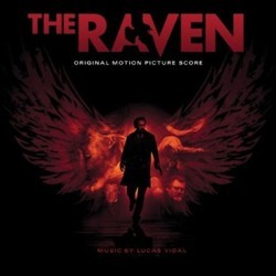 The Raven Soundtrack (Lucas Vidal) - CD cover