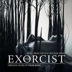 The Exorcist Trilha sonora (Tyler Bates) - capa de CD