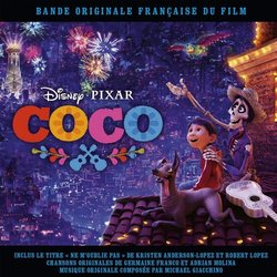 Coco 聲帶 (Various Artists, Michael Giacchino) - CD封面