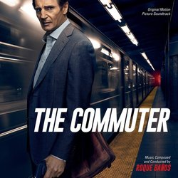 The Commuter Soundtrack (Roque Baños) - Carátula