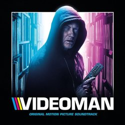 Videoman Soundtrack (Robert Parker,  Waveshaper) - CD cover