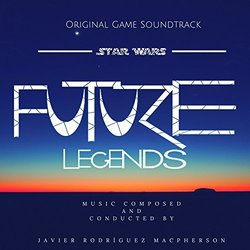 Star Wars: Future Legends Bande Originale (Javier Rodríguez Macpherson) - Pochettes de CD