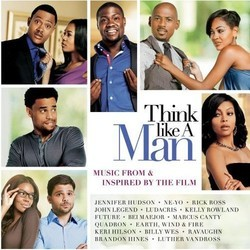Think Like a Man Soundtrack (Various Artists) - CD cover