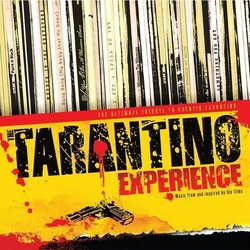 The Tarantino Experience Soundtrack (Various Artists) - Carátula