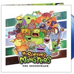 My Singing Monsters Soundtrack (Dave Kerr) - CD cover