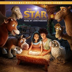 The Star Soundtrack (John Paesano) - CD cover