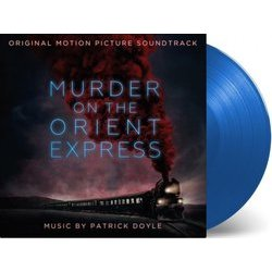 Murder on the Orient Express Bande Originale (Patrick Doyle) - cd-inlay