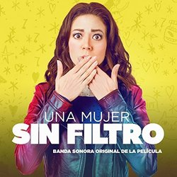 Una Mujer Sin Filtro Soundtrack (Various Artists) - CD cover