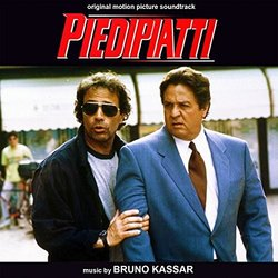 Piedipiatti Soundtrack (Bruno Kassar) - CD cover