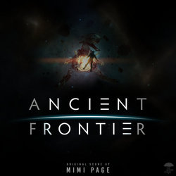Ancient Frontier Soundtrack (Mimi Page) - CD cover