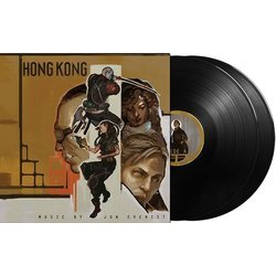 Shadowrun: Hong Kong Bande Originale (Jon Everist) - cd-inlay