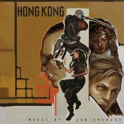 Shadowrun: Hong Kong Bande Originale (Jon Everist) - Pochettes de CD