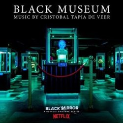 Black Mirror: Black Museum Soundtrack (Cristobal Tapia de Veer) - CD cover
