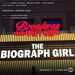 The Biograph Girl Soundtrack (Warner Brown, David Henecker) - Carátula