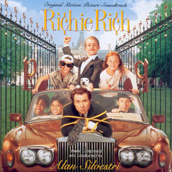 Richie Rich Soundtrack (Alan Silvestri) - CD cover