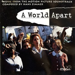 A World Apart Soundtrack (Lovemore Majaivana, Hans Zimmer) - CD cover