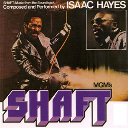 Shaft Soundtrack (Isaac Hayes) - CD-Cover