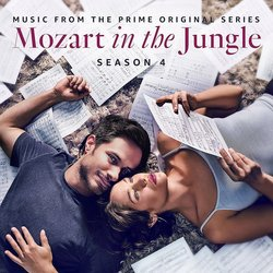 Mozart in the Jungle: Season 4 Soundtrack (Various Artists) - CD cover
